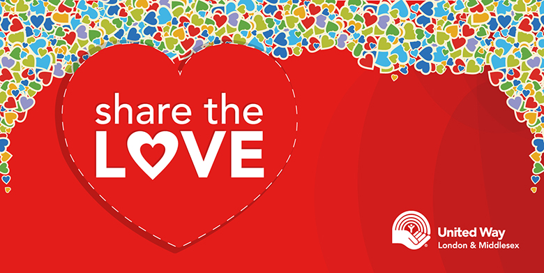 Share the Love Event