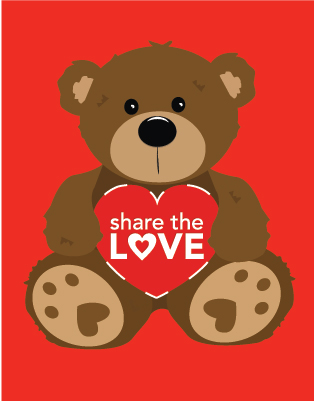 Share the Love Bear