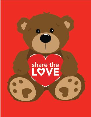 Share the Love Bear