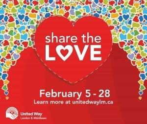Share the Love Instagram