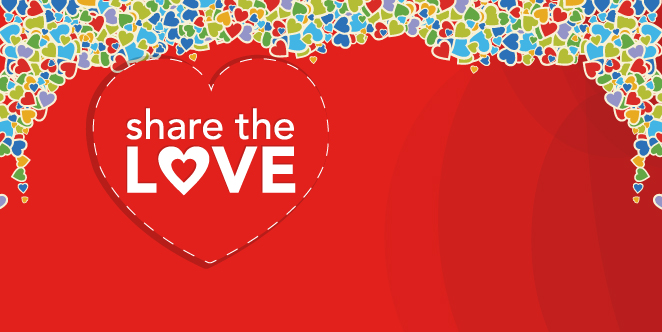 Share the love - banner image