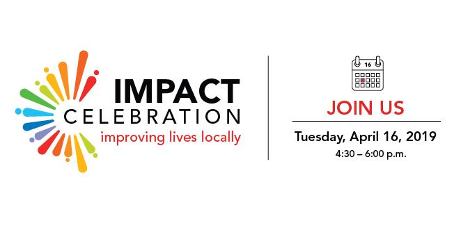 Impact Celebration banner image