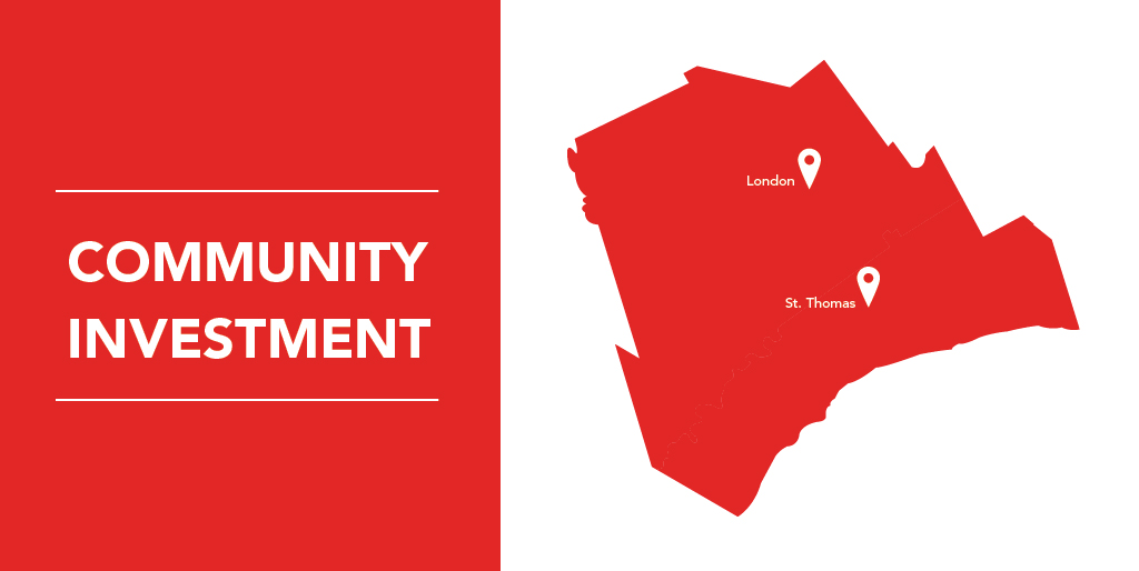 Community investments banner