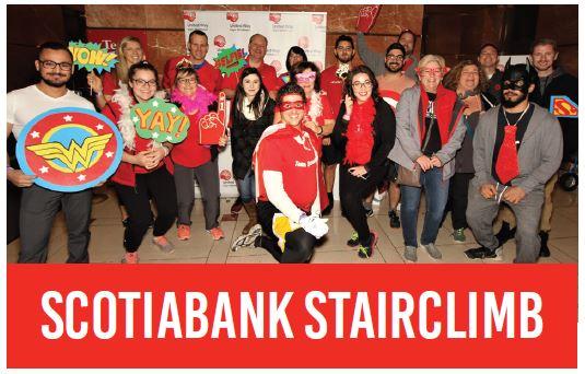 Scotiabank StairClimb