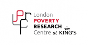 Poverty Over London logo