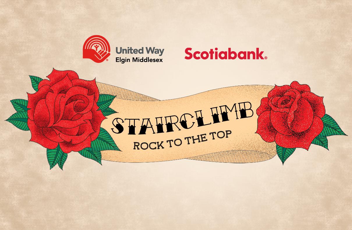 Scotiabank StairClimb banner
