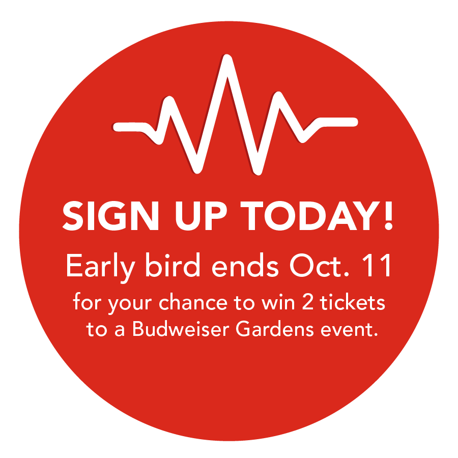 StairClimb early bird call to action