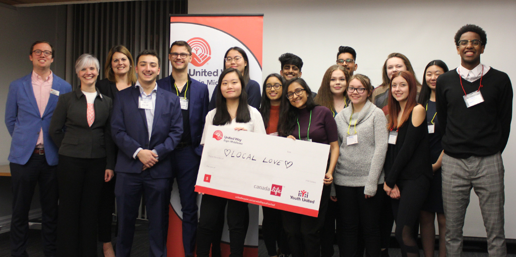 Canada Life Youth United fall grant winners