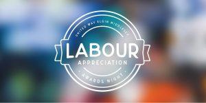 Labour Appreciation Awards banner image