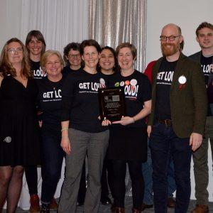 Libraries + Activists, ChangeMaker award winners