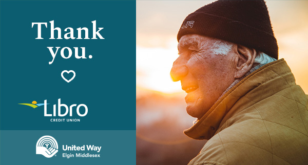 Thank you Libro Credit Union