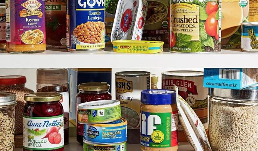 NWLRC Agency food shelf