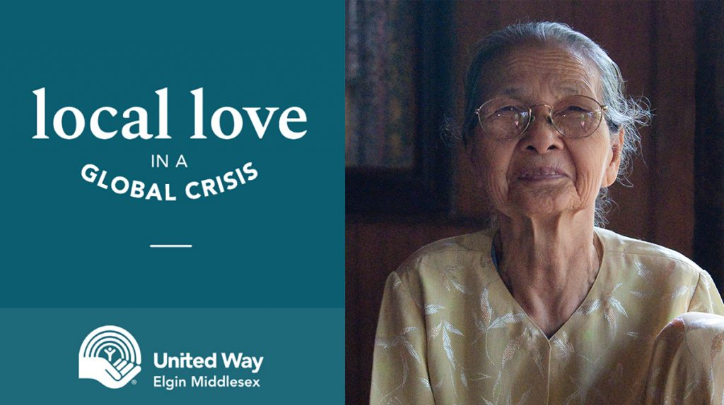 Local Love in a Global Crisis funding announcement