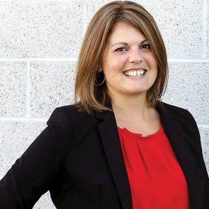 Anita Miersma Cabinet member