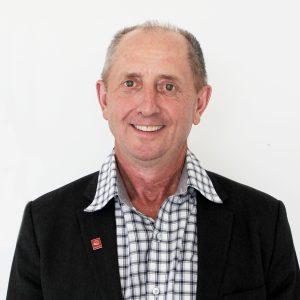 Brian Teall Cabinet member