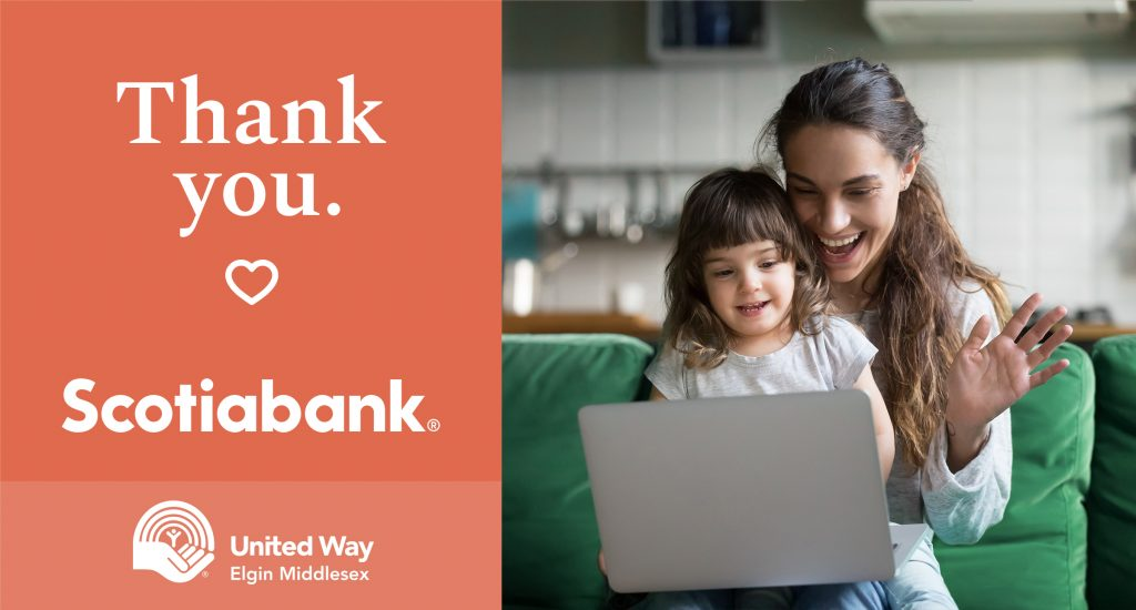 Thank you Scotiabank!
