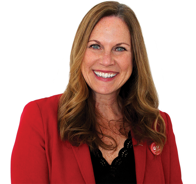 Christy Bacik, 2019 United Way Campaign Chair and Chief ChangeMaker & Managing Director, Freedom 55 Financial, a division of Canada Life