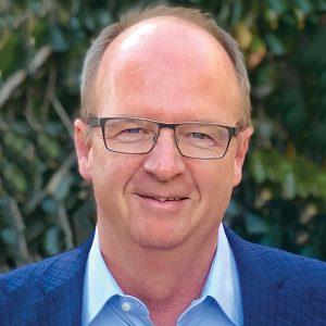 Keith Marnoch Cabinet member
