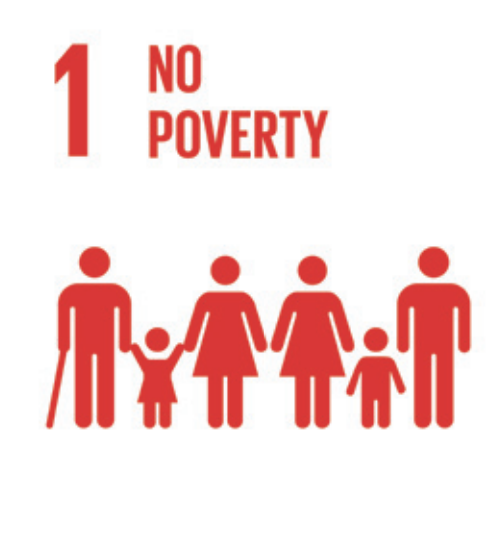 SDG's first goal - no poverty