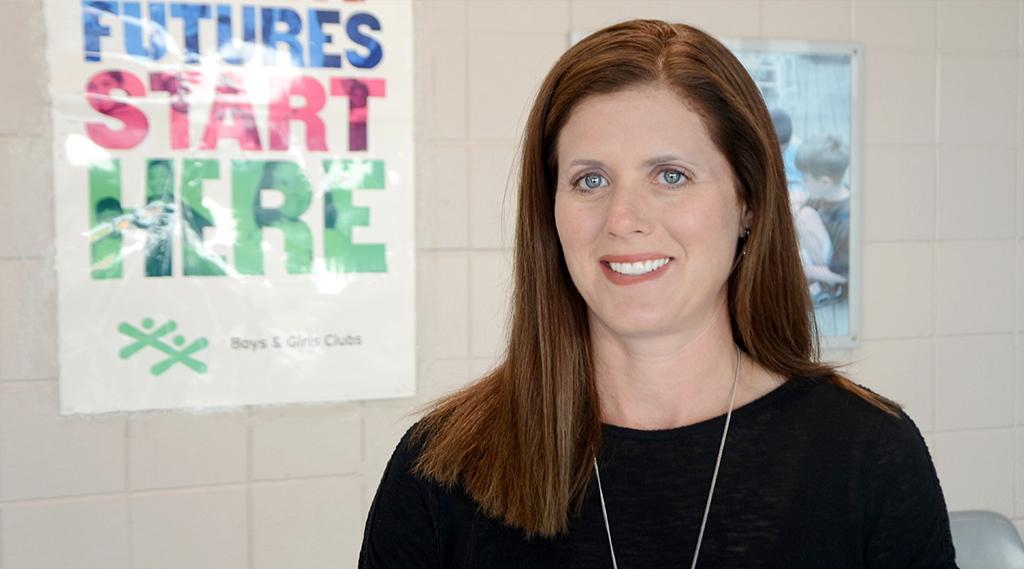 Shelley Wood, Seniors' Program Manager at Horton St Seniors Centre