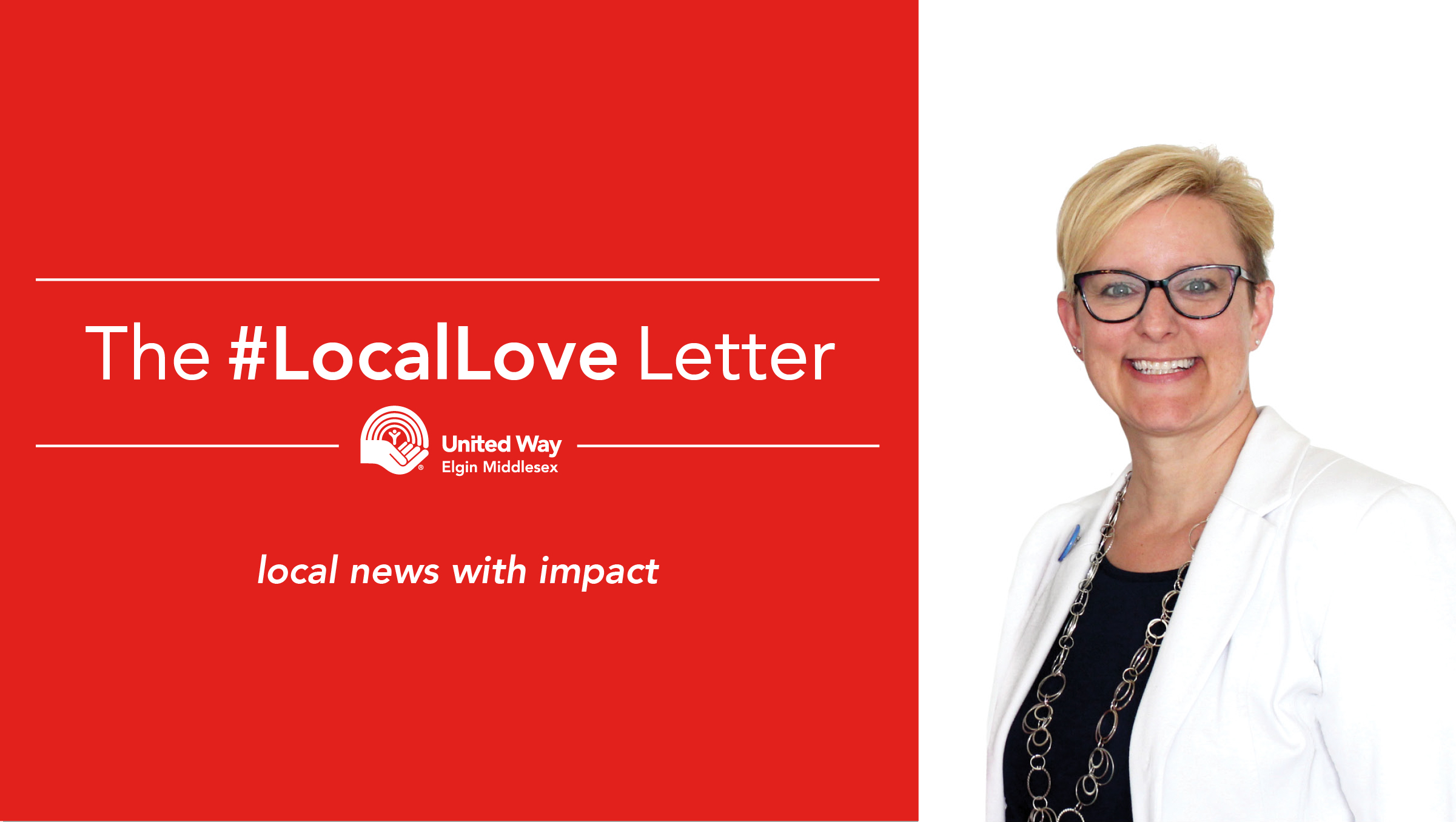 The #LocalLove Letter, Kelly Ziegner