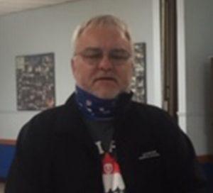 Scott Balazs, Labour Appreciation Award Winner