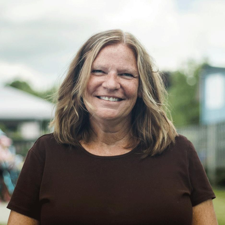 Nancy Needham, executive director of the South London Neighbourhood Resource Centre