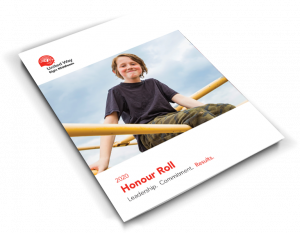 Honour Roll cover image, booklet