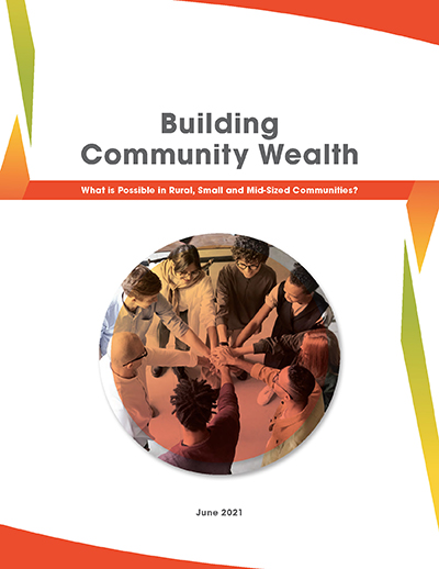 Building Community Wealth cover image